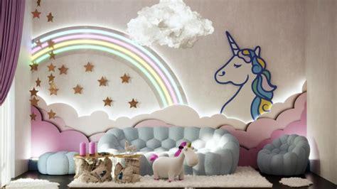 unicorn themed room decor  milan design week