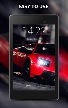 Auto Change Lock Screen Wallpaper Android Apk sport cars lock screen for android apk