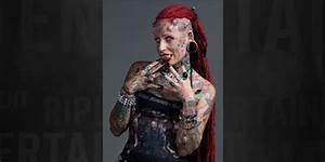 Maria José Cristerna, the Mexican tattoo artist who has ...