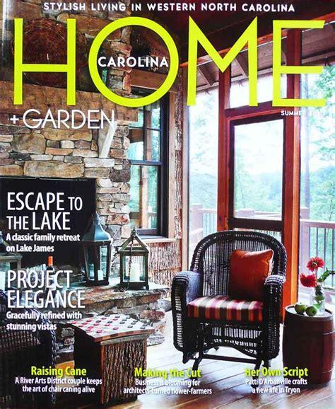 western carolina home and garden magazine 2013