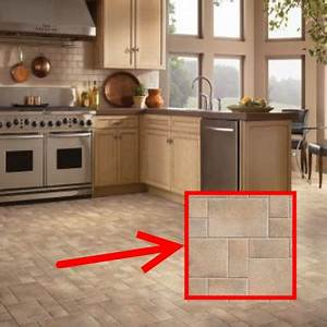 Kitchen flooring options small kitchen renovation ideas for Top 4 best kitchen flooring options