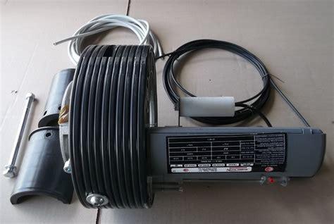 moteur central 240 mm pour rideau metallique 170 kg autom 233 co automatismes pour la maison