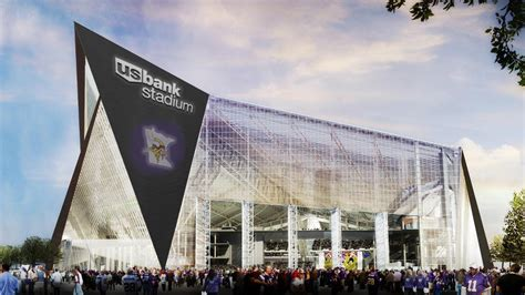 U.S Bank confirms naming rights deal for new Vikings ...