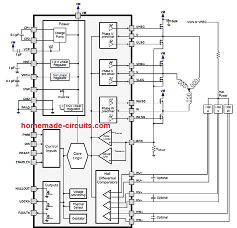 Electrical Wiring Diagram Vehicle by Designing A Powerful 48v 3kw Electric Vehicle