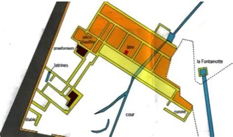 bouchon 騅ier cuisine patrimoine de lorraine grand 88 fouilles d 39 une maison de maître du ier au iiie siècle par inrap