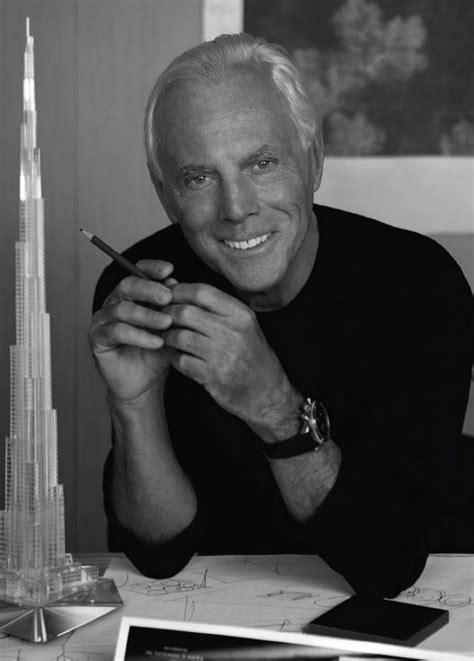 giorgio armani designer top 50 fashion designers of all time happens