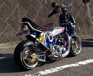 Honda Dax Tuning : 17 best images about dax on pinterest honda van and monkey ~ Blog.minnesotawildstore.com Haus und Dekorationen