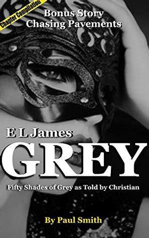 grey fifty shades  grey  told  christian  paul smith