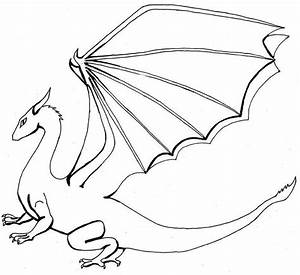 dragon template animal templates free premium templates With dragon cutout template