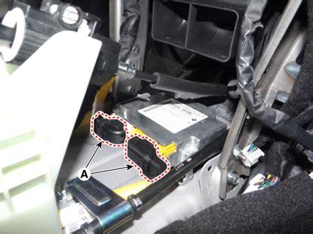 airbag deployment 1997 kia sportage transmission control kia niro srs control module srscm repair procedures srscm