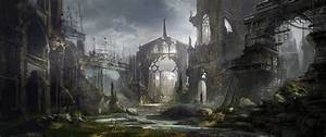 Ruin Wallpaper and Background Image | 1920x810 | ID:151171