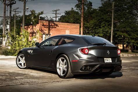 2015 Ferrari Ff Reviews And Rating  Motor Trend