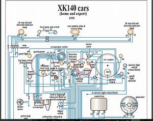 Ignition Light Wiring - Xk