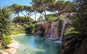 Piscine Avec Cascade : bassin de baignade ou bassin poissons paysag ~ Premium-room.com Idées de Décoration