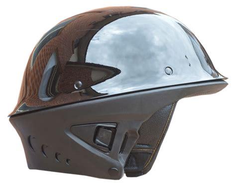 Chopper Open Face Helmet Harley