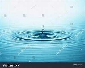 Water Drop And Splash Stock Photo 339197108 : Shutterstock