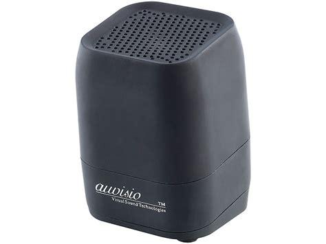 aktiv lautsprecher bluetooth auvisio portabler aktiv lautsprecher mss 100 bt mit bluetooth 5 watt