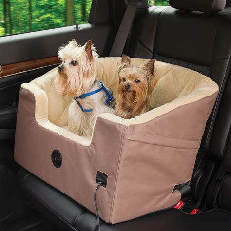 heated pet car seat hammacher schlemmer