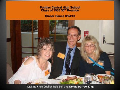Pontiac Central High Class Of 1963 50th Reunion Dinner