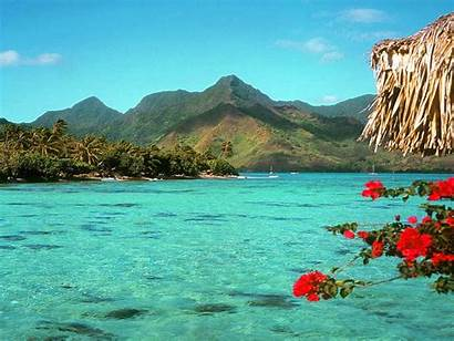 Tropical Desktop Beach Background Screen Wallpapers Backgrounds