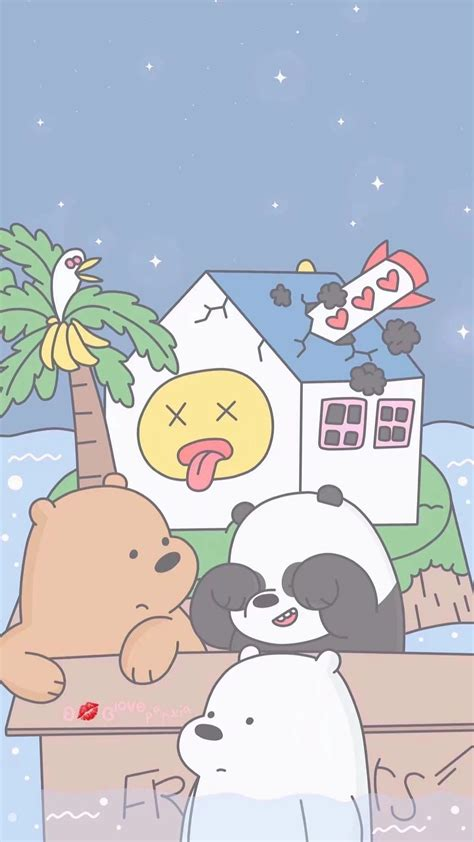 bare bears wallpapers  background pictures
