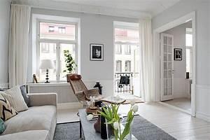 Chaise Longue De Salon : salon cosy avec chaise longue r tro ~ Teatrodelosmanantiales.com Idées de Décoration