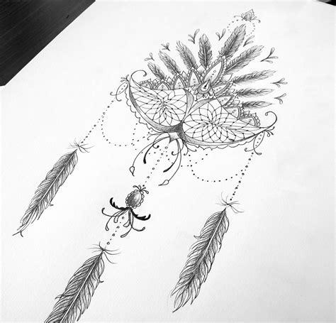 dreamcatcher attrape reves revisite arabesques plumes
