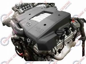 Lexus 4 0l V8 Vvti -  1uzfe
