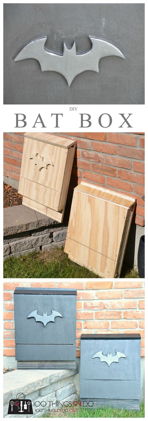 diy bat box wood projects woodworking projects diy