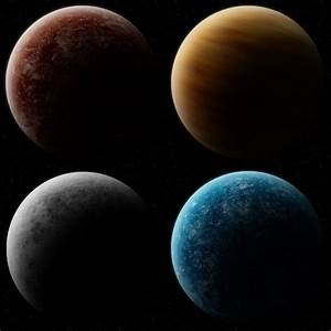Real Pictures of All the Planets - Pics about space