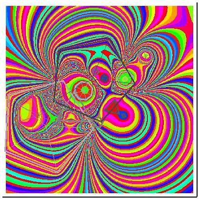 Animations Illusion Animation Optical Polygons Gifs Illusions