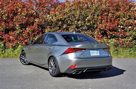 lexus is350 sport 2017 lexus is 350 awd f sport the car magazine