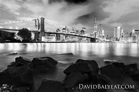 96+ City Landscape Photography Black And White City