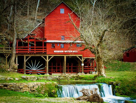 Hodgson Water Mill, Missouri, Usa   Amazing Places