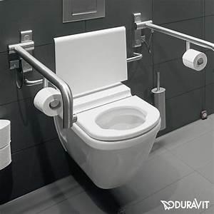 Starck 3 Wc : duravit starck 3 wc sitzring vital wei mit scharniere edelstahl 0062610000 reuter ~ Orissabook.com Haus und Dekorationen