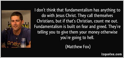 dont   fundamentalism