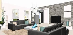 decoration interieur maison moderne design en image With deco maison contemporaine design