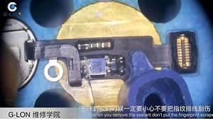 Iphone 7 7 Plus Fingerprint Repair Heating Platform Return