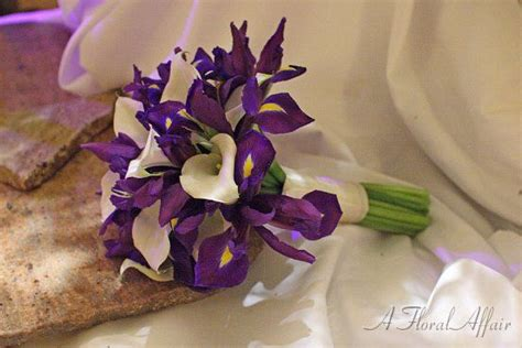 My Bridal Bouquet Will Look Something Like This Purple