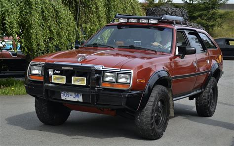 amc eagle  station wagon customcab flickr