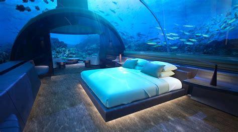 Muraka: Underwater Hotel in Maldives Rangali Island