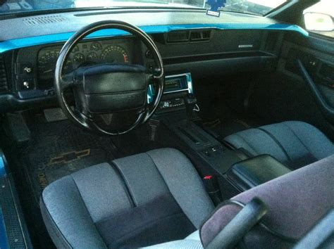 3rd Camaro Custom Interior by 1991 Camaro Rs 3 1v6 Third Generation F Message Boards