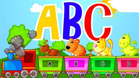 abcd abcd song simple method to learn abc 104 | maxresdefault