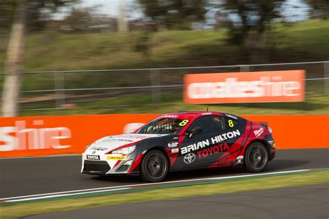 Racing Series by Zerefos Set To Tackle Toyota 86 Racing Series Chequered