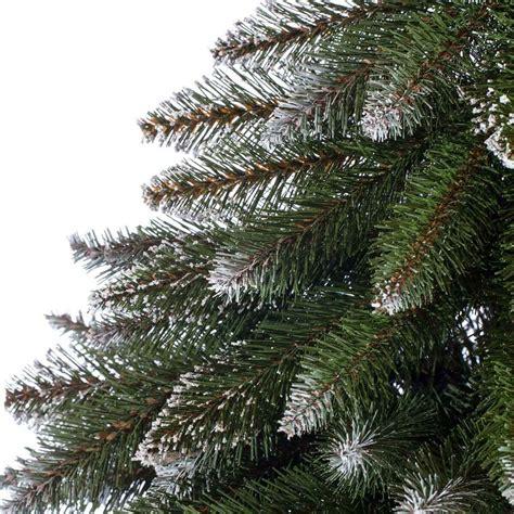 150cm k 252 nstlicher weihnachtsbaum fichte naturstamm mit