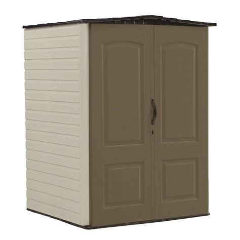 Rubbermaid Medium Vertical Shed by Upc 071691499367 52 In D X 77 In H X 55 In W Medium