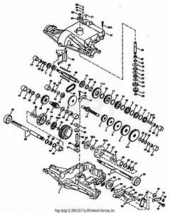 Poulan Pp1844 Tractor Parts Diagram For Transaxle