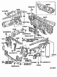 1995 Toyota Camry Parts Diagram