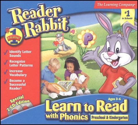 Reader Rabbit Learn To Read With Phonics 1st And 2nd Grade  Tiosanmaadurch's Diary