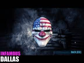 Payday 2 Halloween Masks Unlock by Steam Community Guide Payday 2 Mask Guide